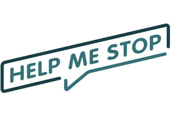 Help Me Stop Logo
