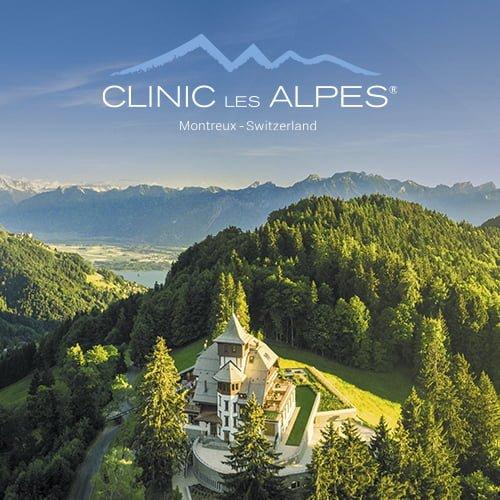 Clinic Les Alpes Logo